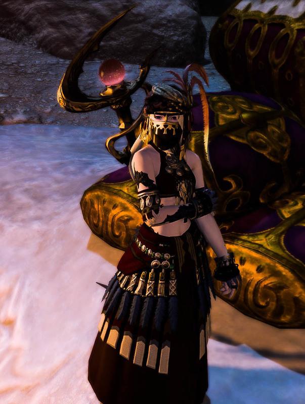 アジアの呪術師