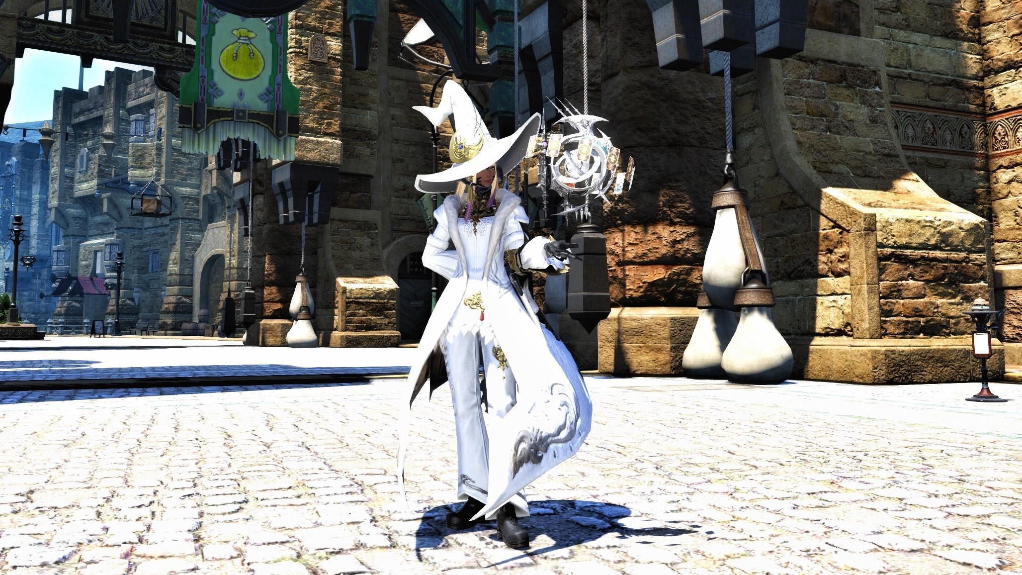 白光の魔導士