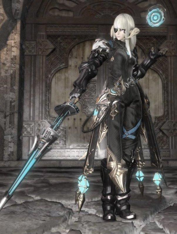 SF風魔道騎士