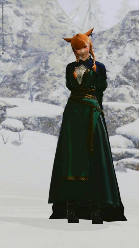 アナ雪のアナ風ミラプリ!