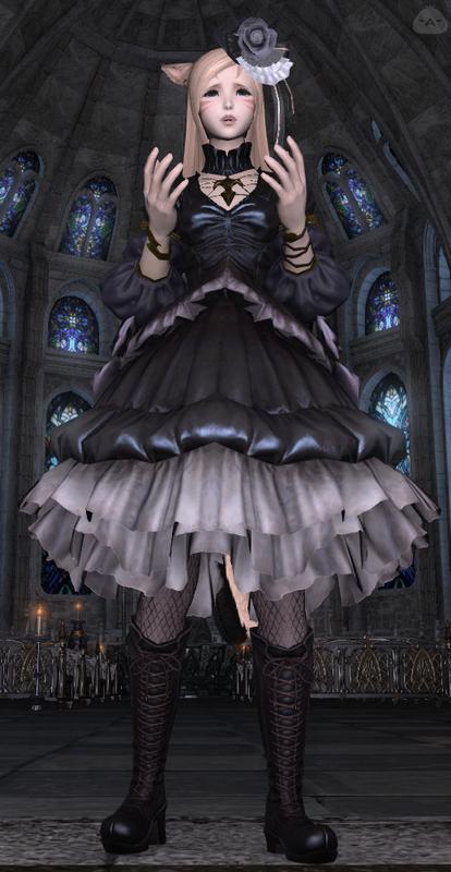 のろいのドレス