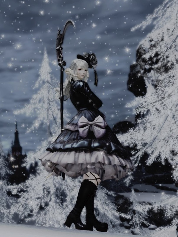雪国の死神