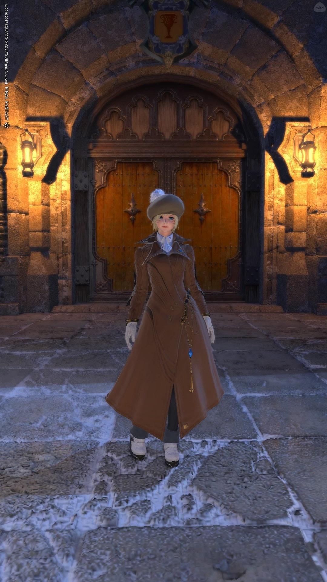冬服候補のコート!