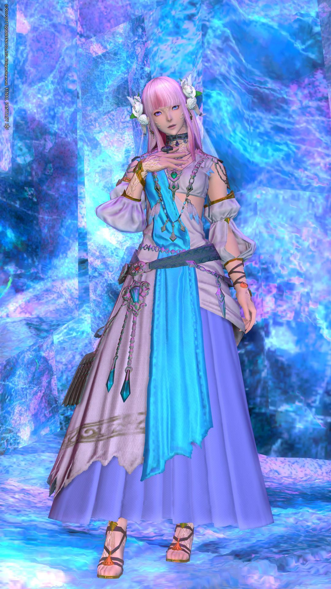 水晶の巫女