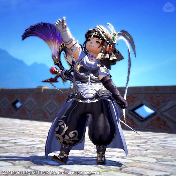 エキゾチック魔導弓士