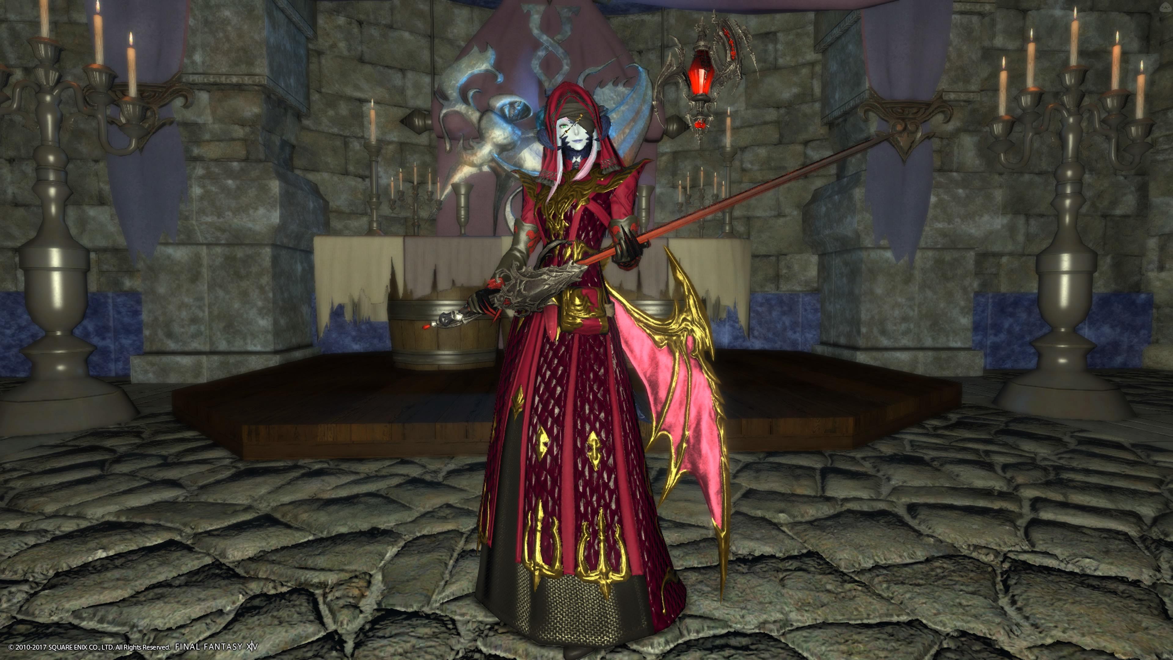 竜族の巫女