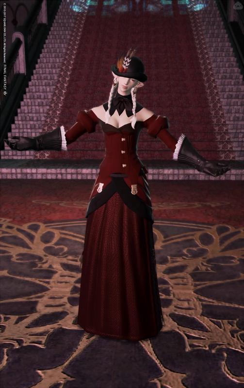 魔女のドレス