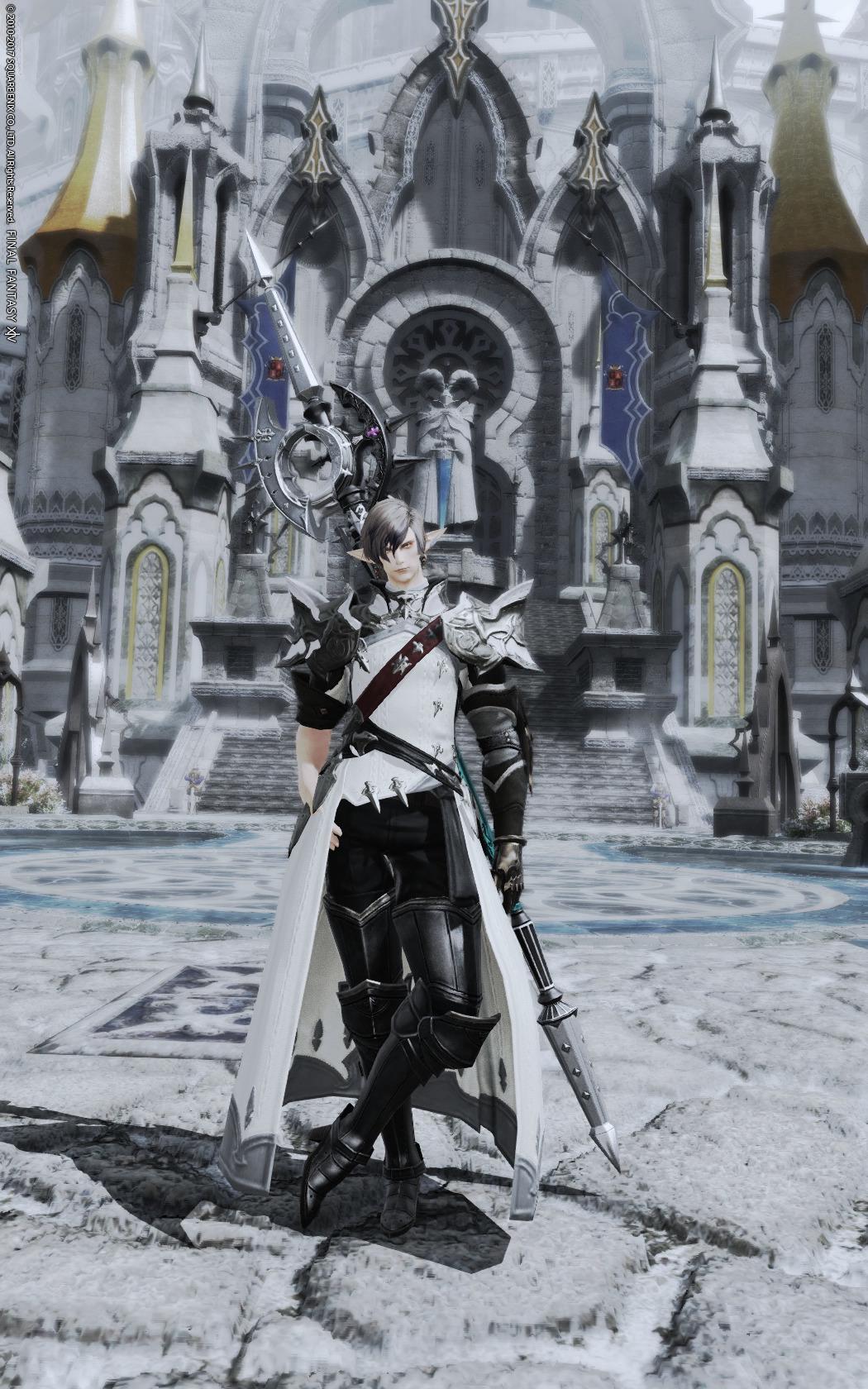 白い竜騎士