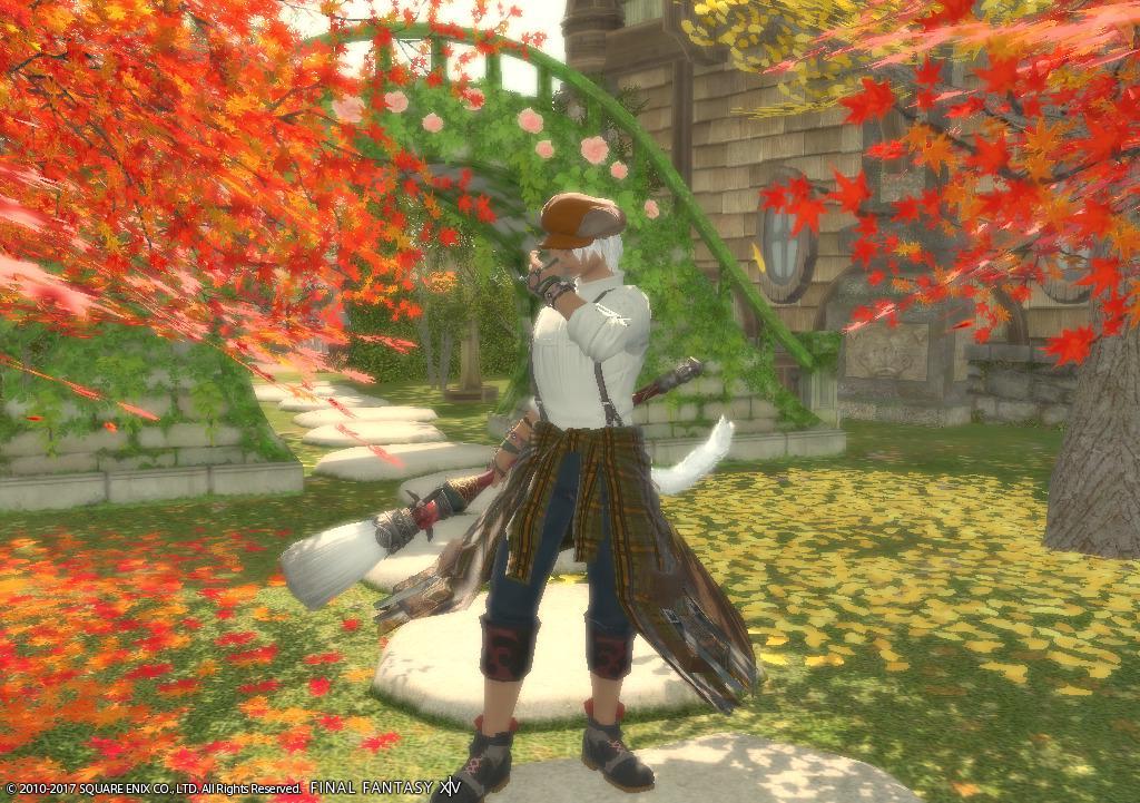 秋を彩る画家