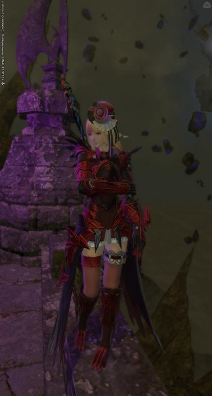 悪の女魔剣士