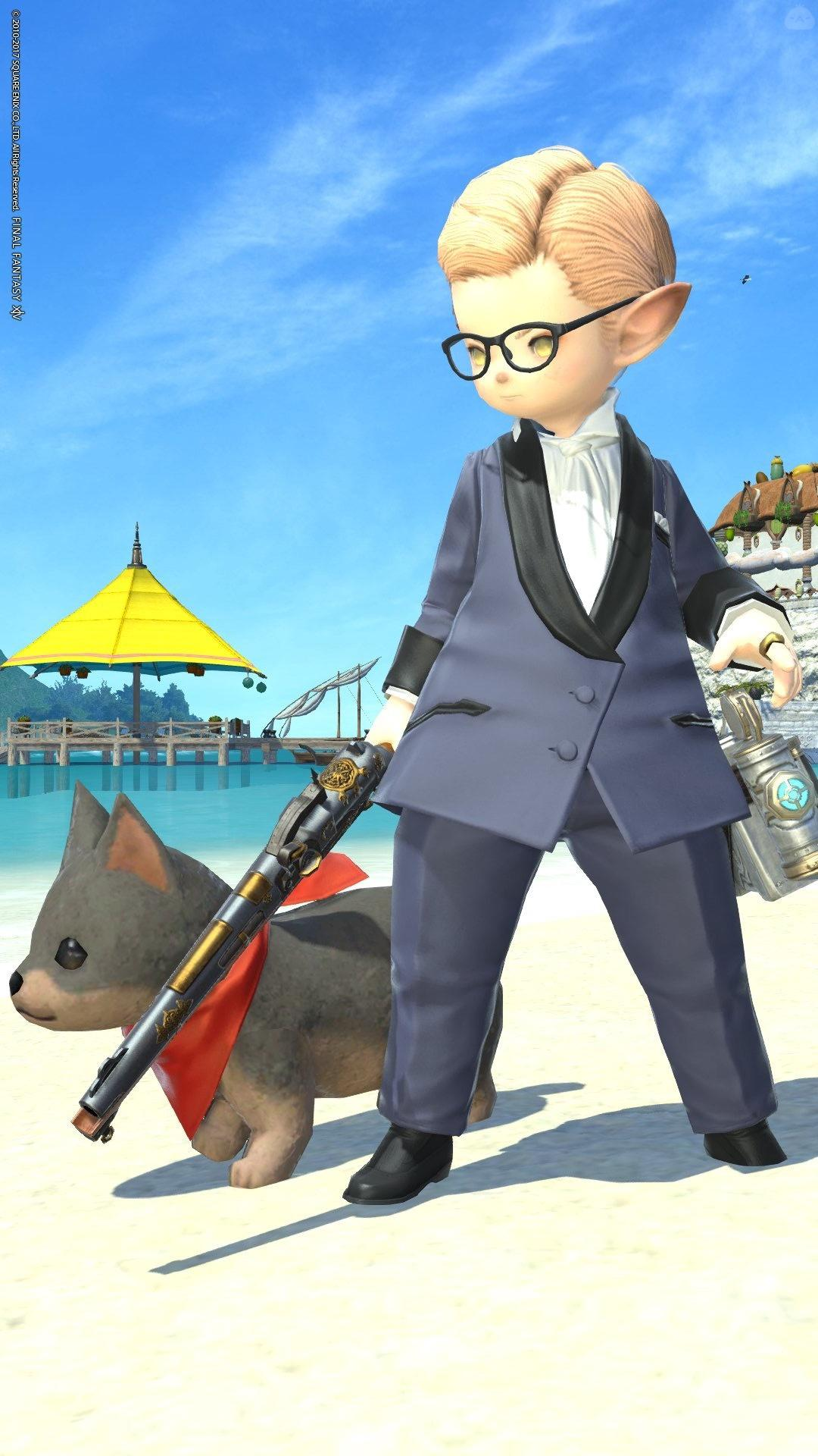 紳士なスパイ