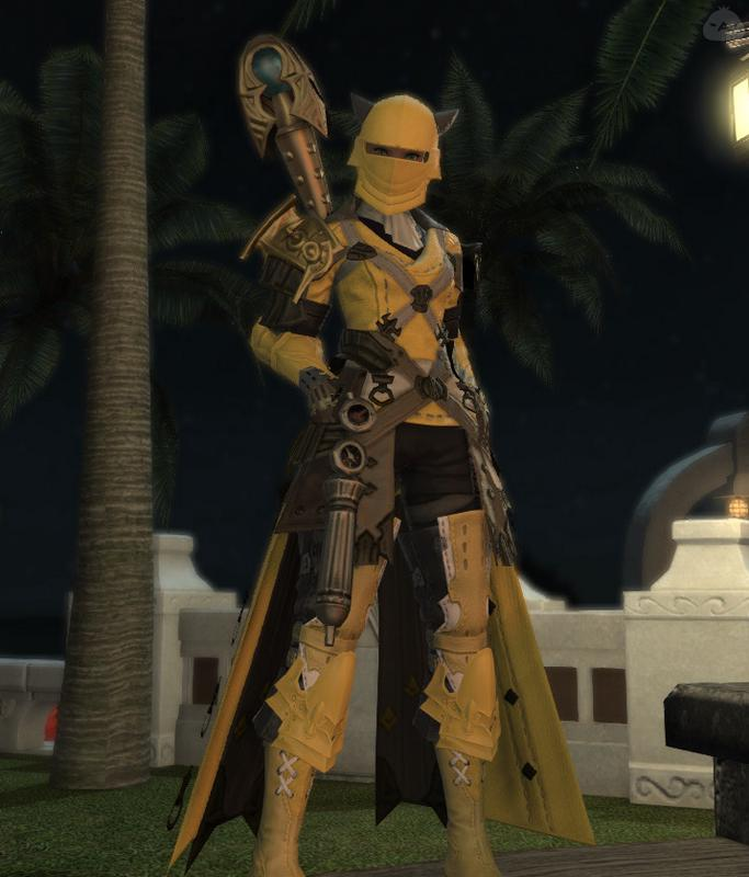 黄色の国のリューサン