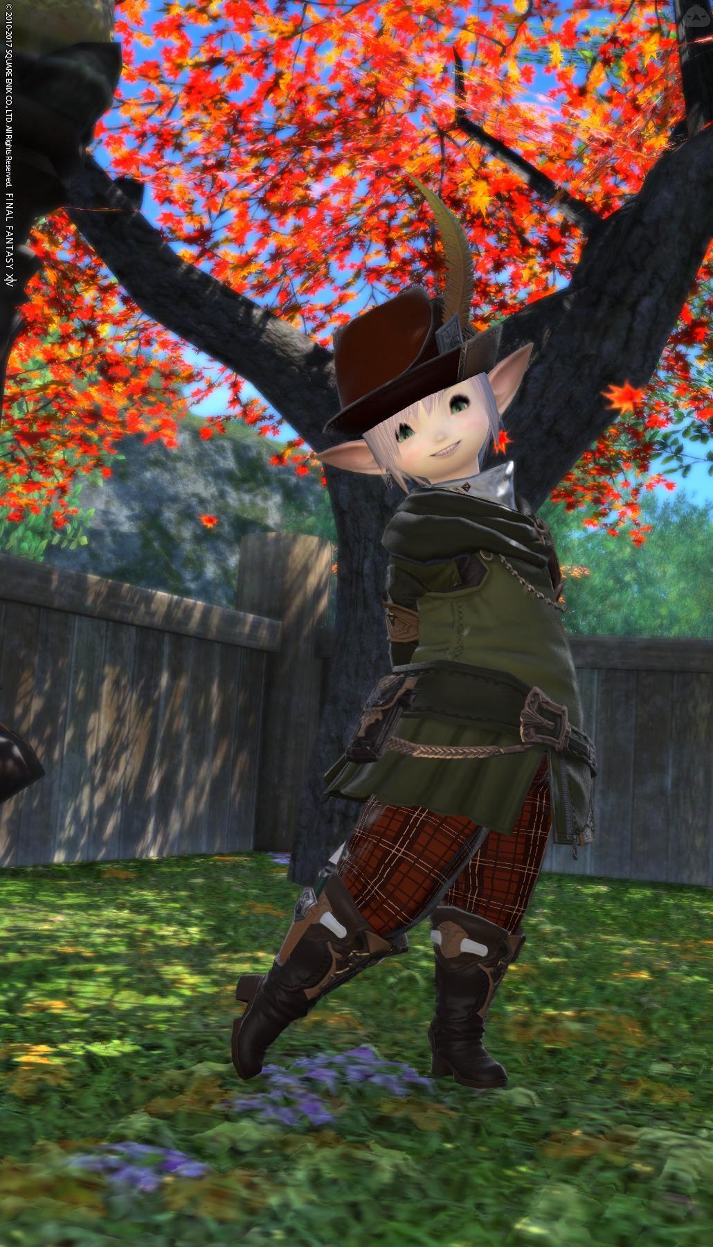 秋の散策ララコーデ!