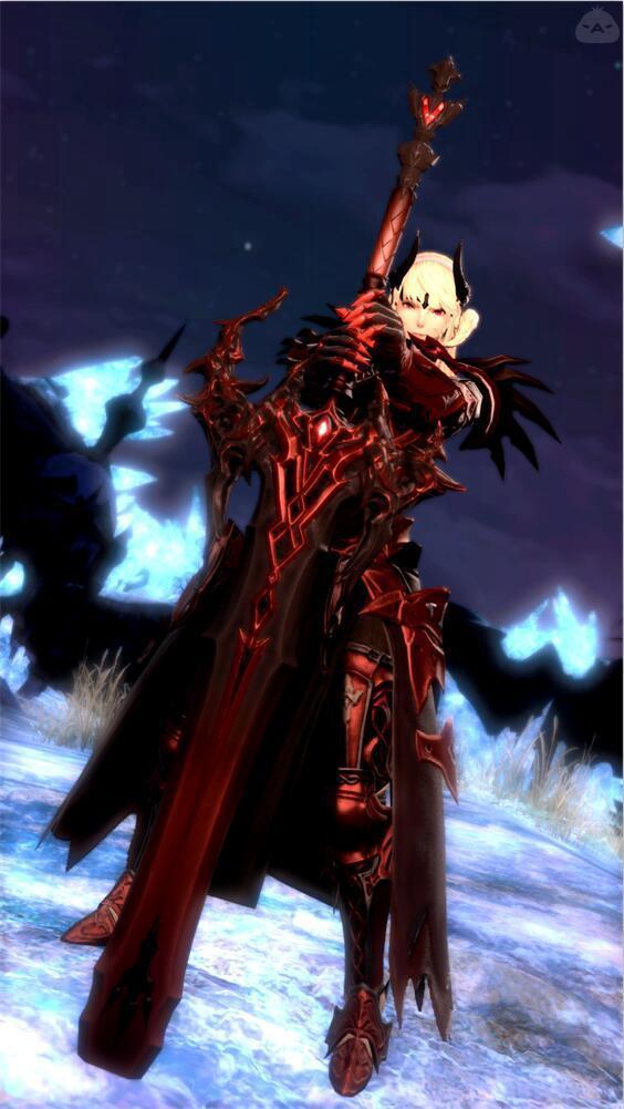 鮮血の騎士