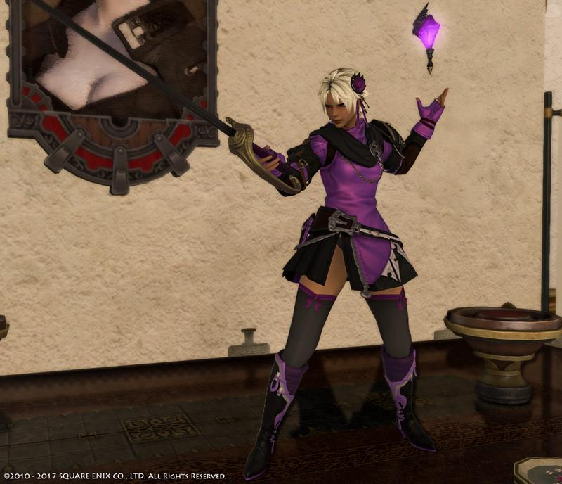 The Violet Mage