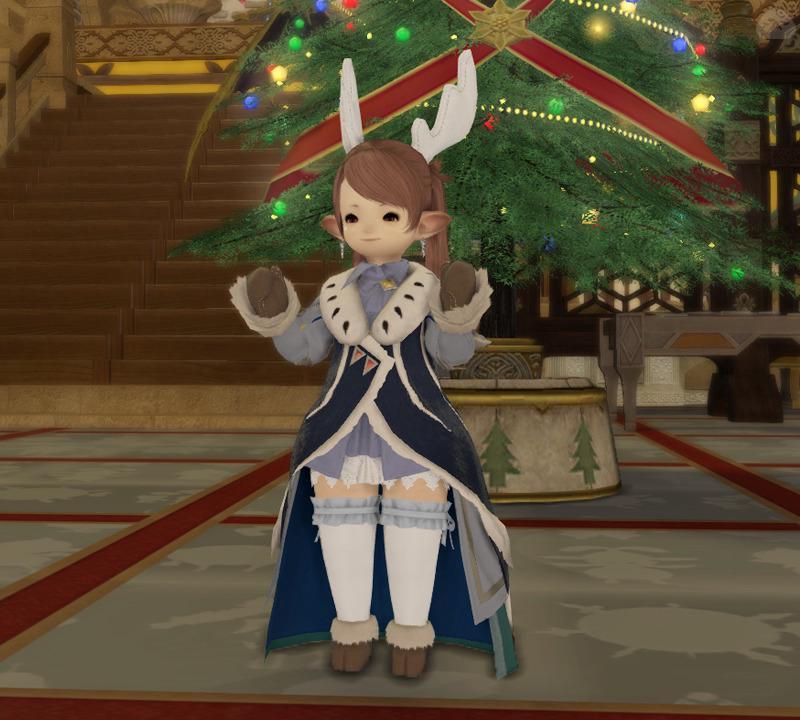 クリスマスミラプリ