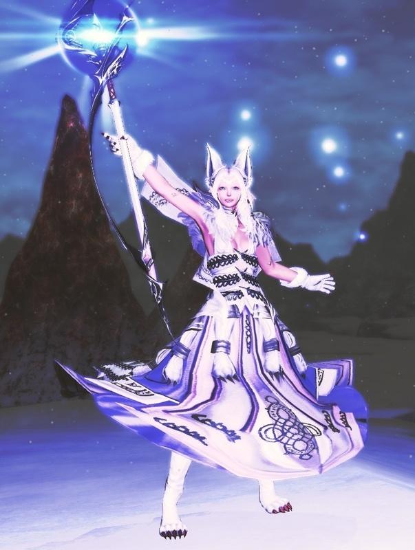白狼の女王