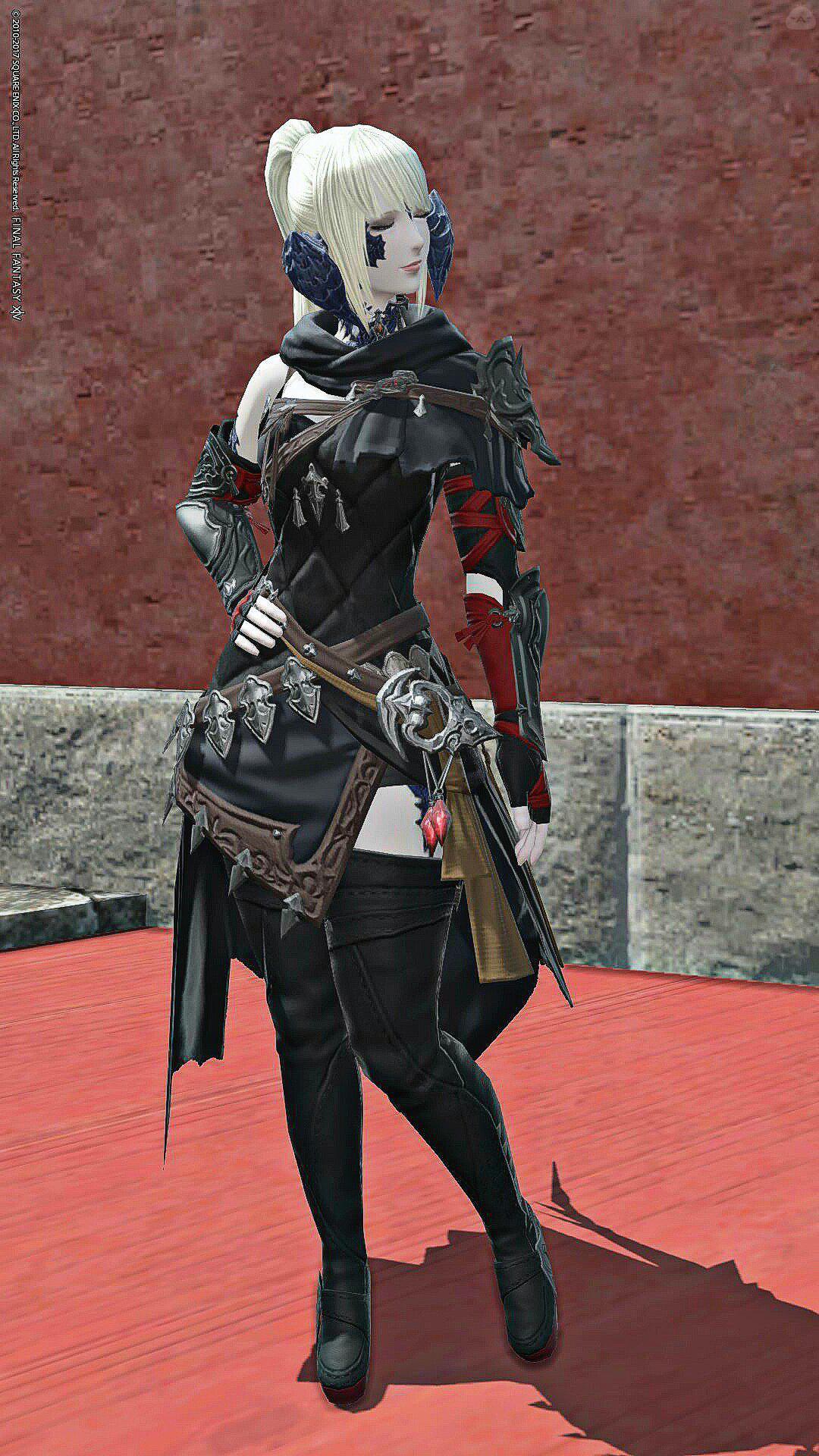 戦闘服 - 竜騎士 -