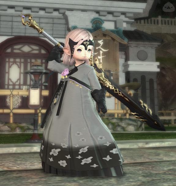 暗黒姫ちゃん