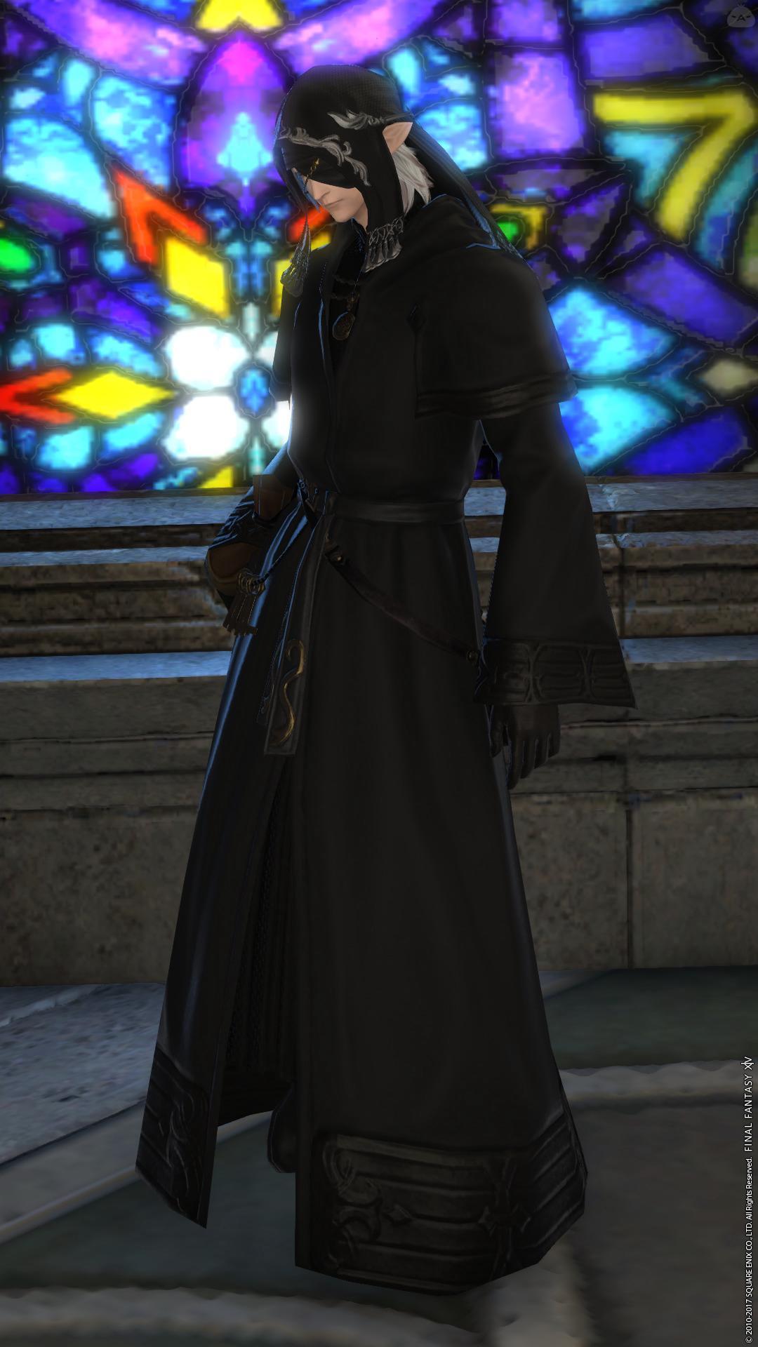 黒の修道士