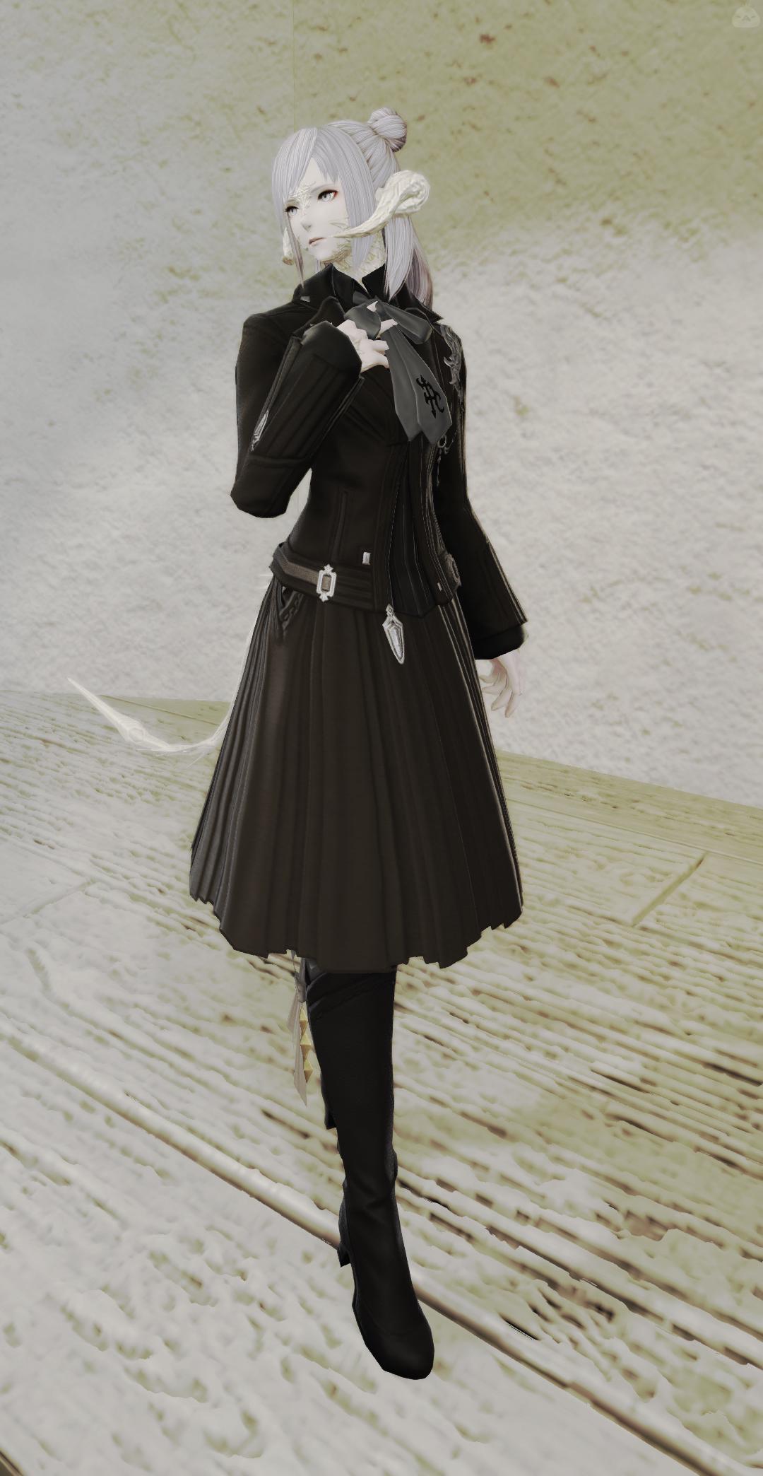 エオルゼア式礼服