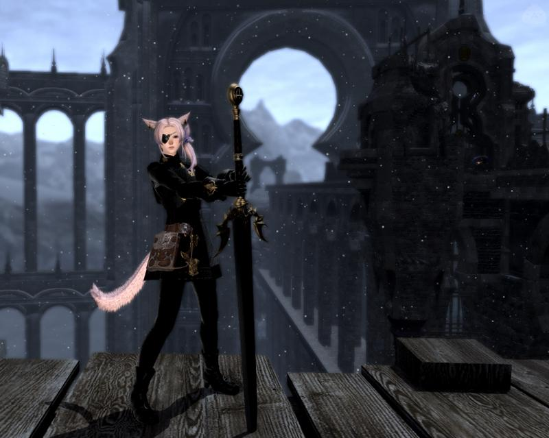 漆黒騎士 type-A