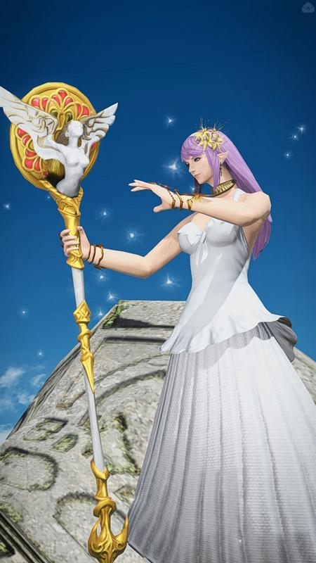 Goddess of Sanctuary