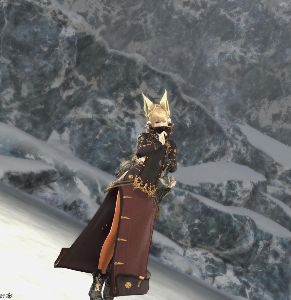 スカラのお狐
