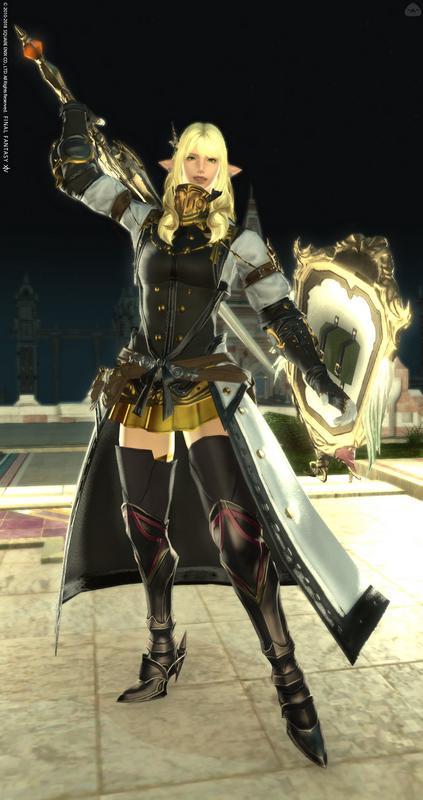 スカラ姫騎士 エレゼンVer