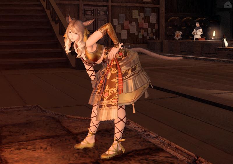 操られている踊り子