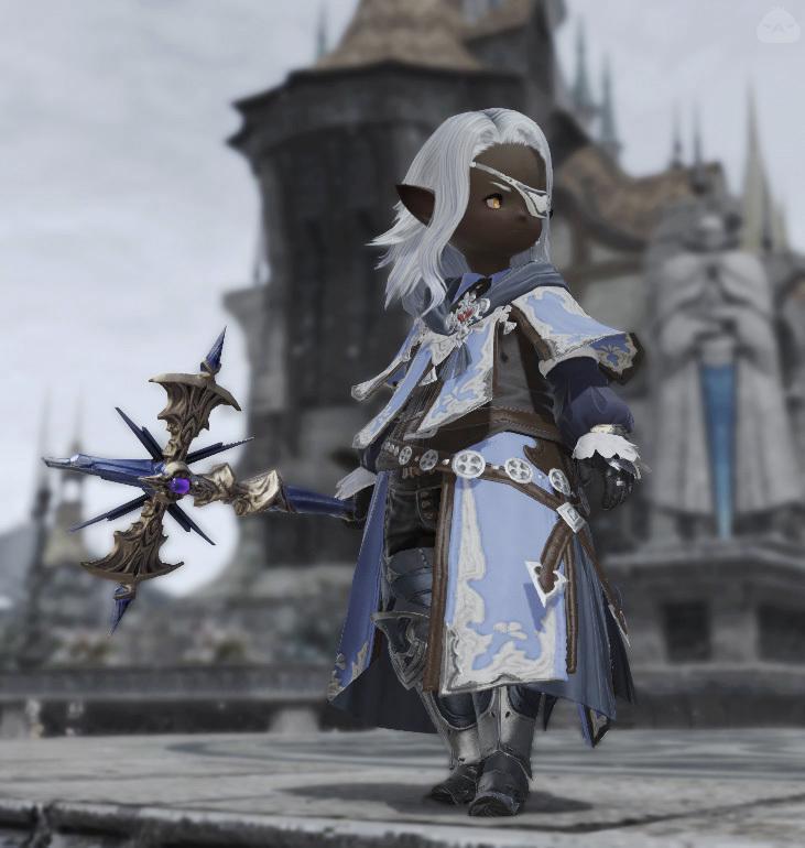 冬天の魔導士