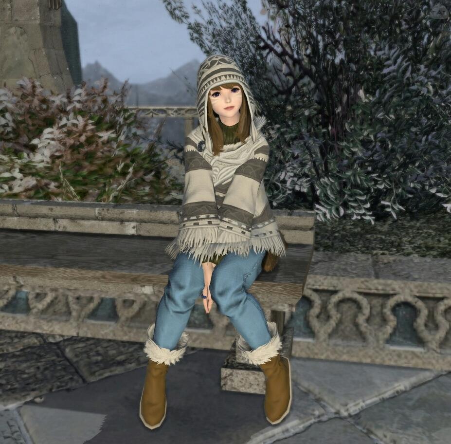 冬のギャザラー