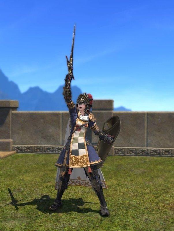 Square Knight
