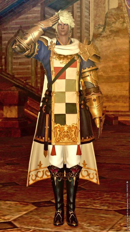 イヴァリースの騎士