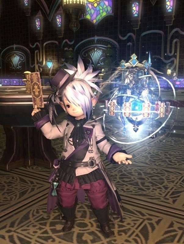 歌って踊れるマジシャン