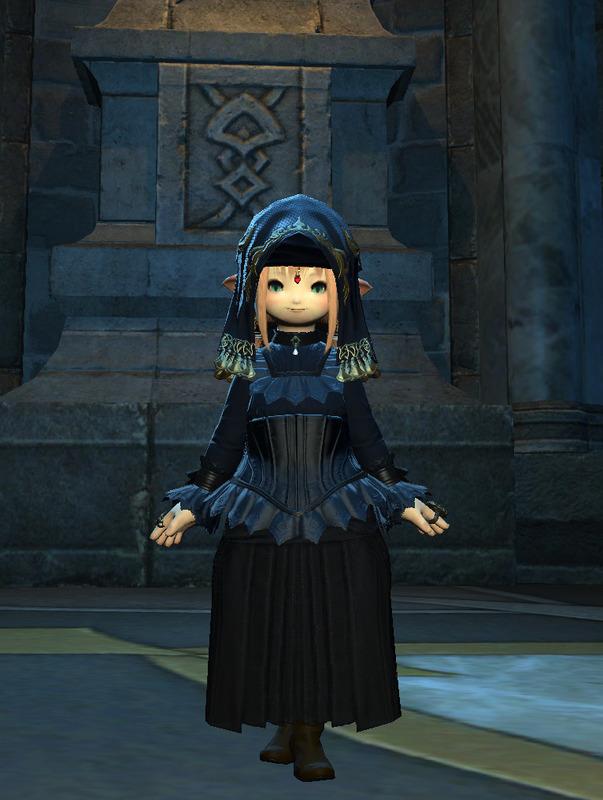 しがない修道女