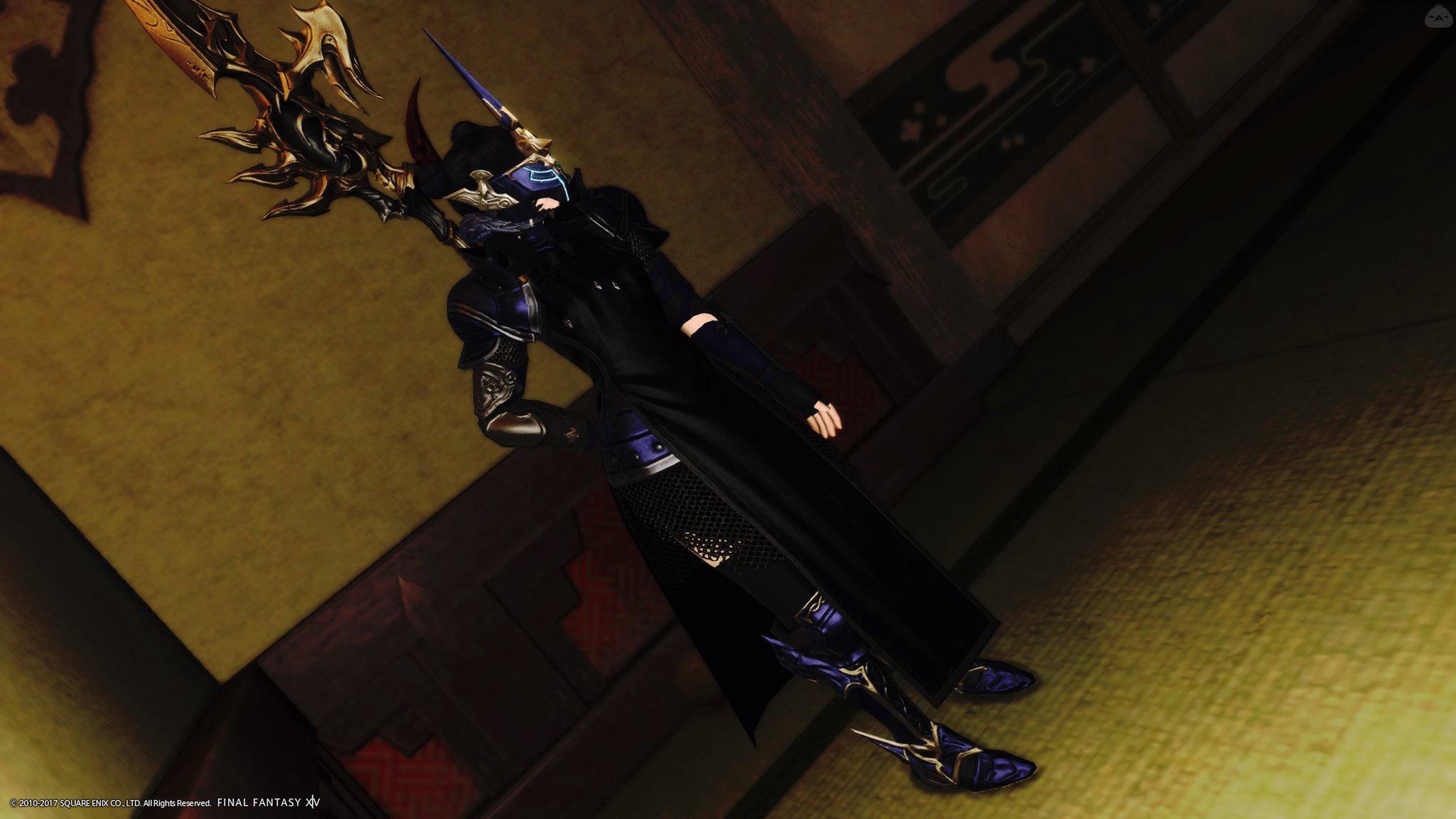 濃紺の竜騎士