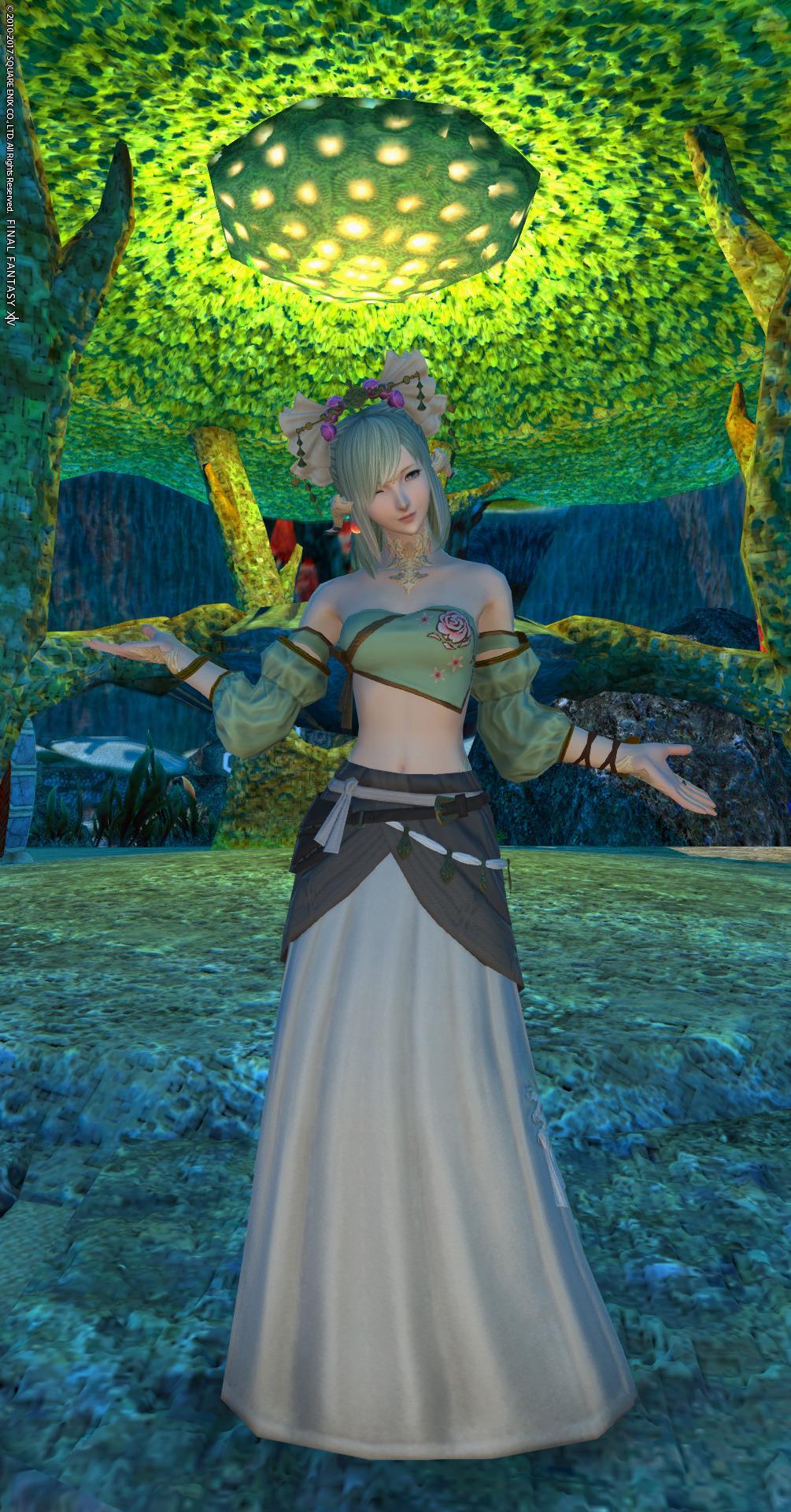 竜宮城の乙姫