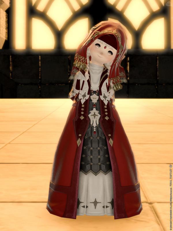 赤の修道女