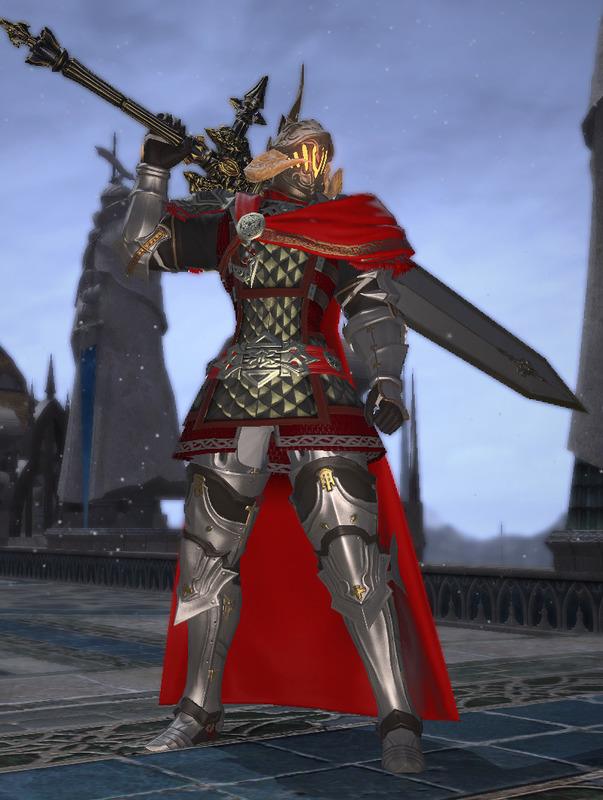 王国騎士風タンク