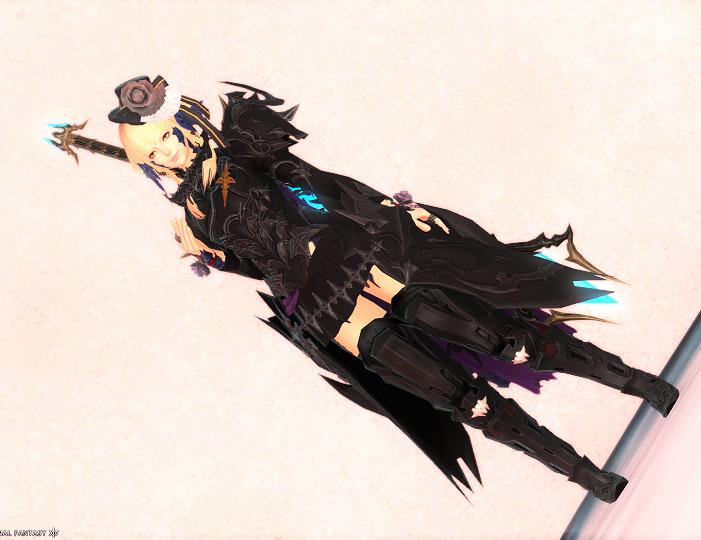 ゴス☆ロリ暗黒騎士