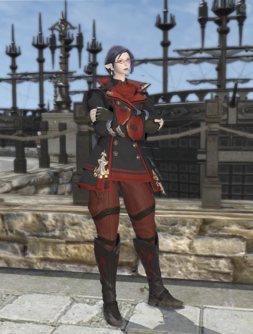 ロミンサの女性中尉