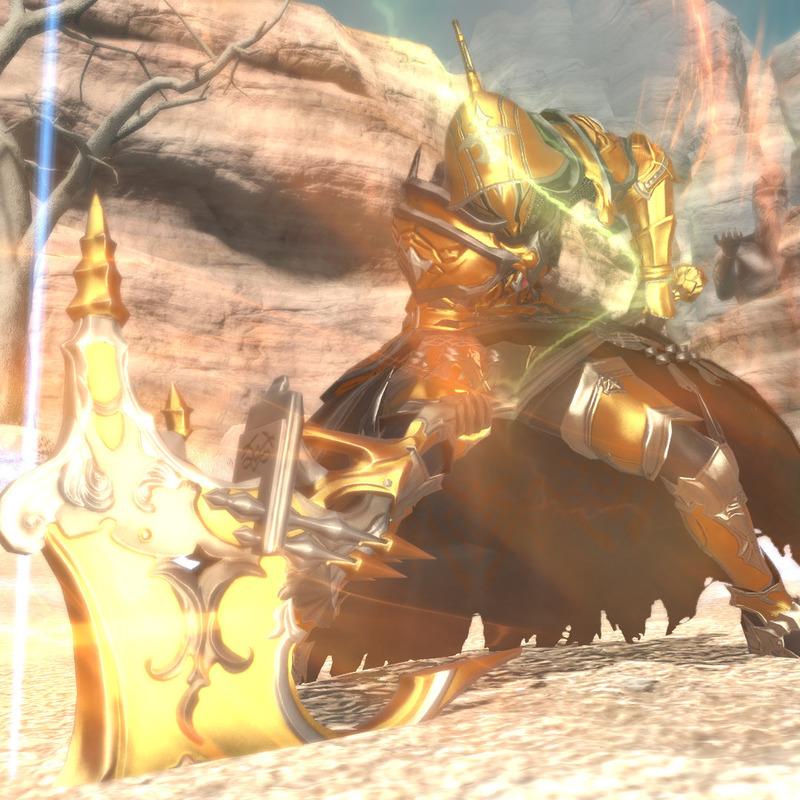 黄金の魔将