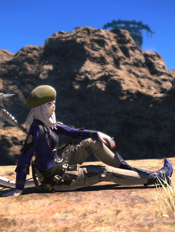 探索型竜騎士