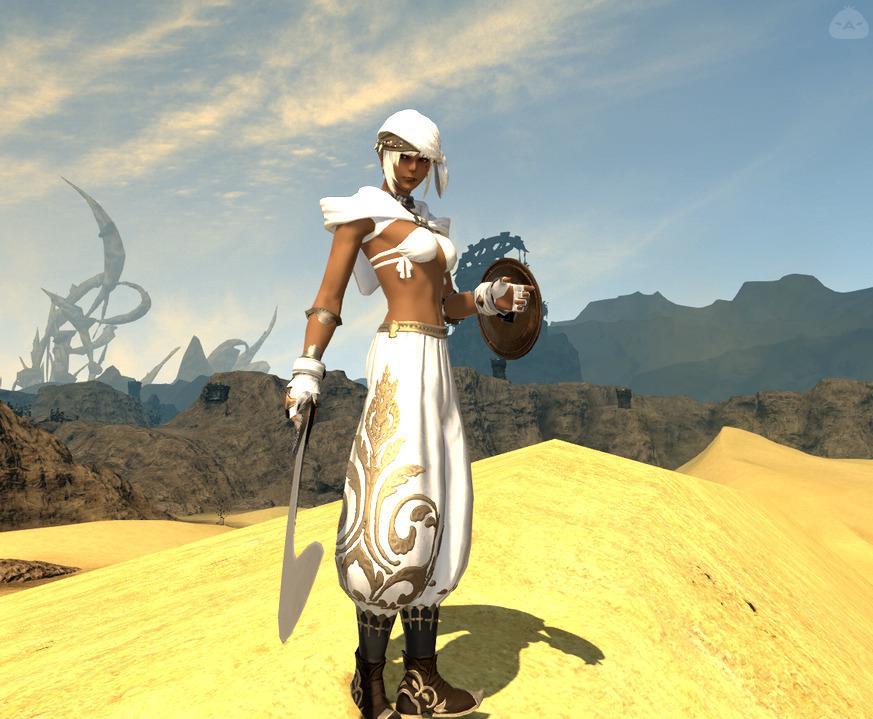 アラビアン剣士