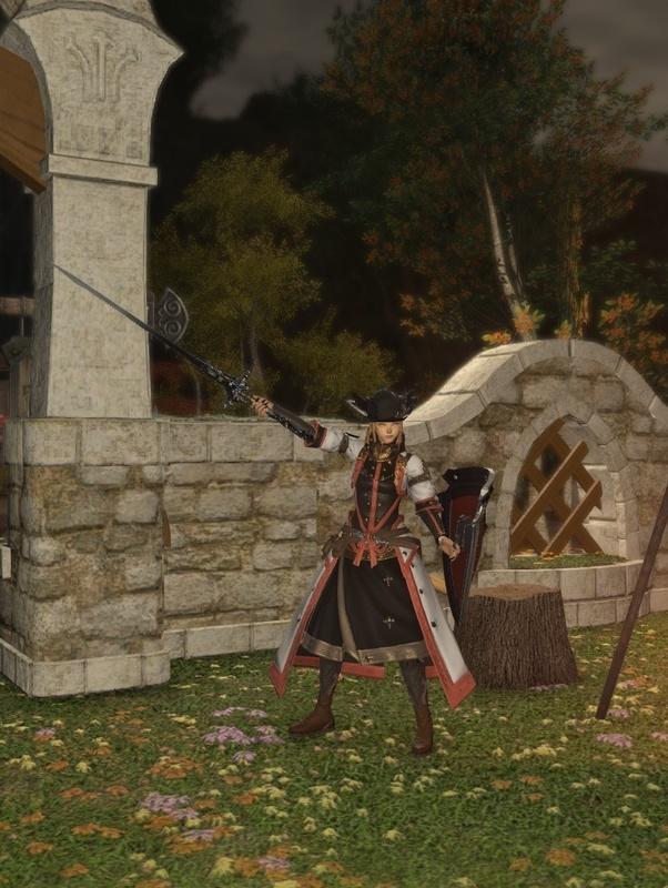 中世の剣士サマ