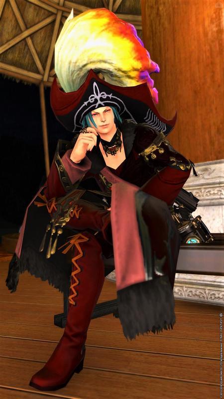 海賊の頭領