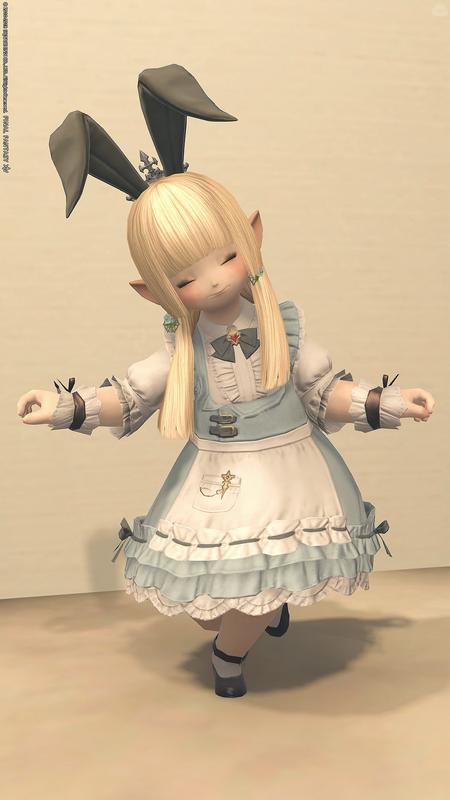 アリス風ミラプリ
