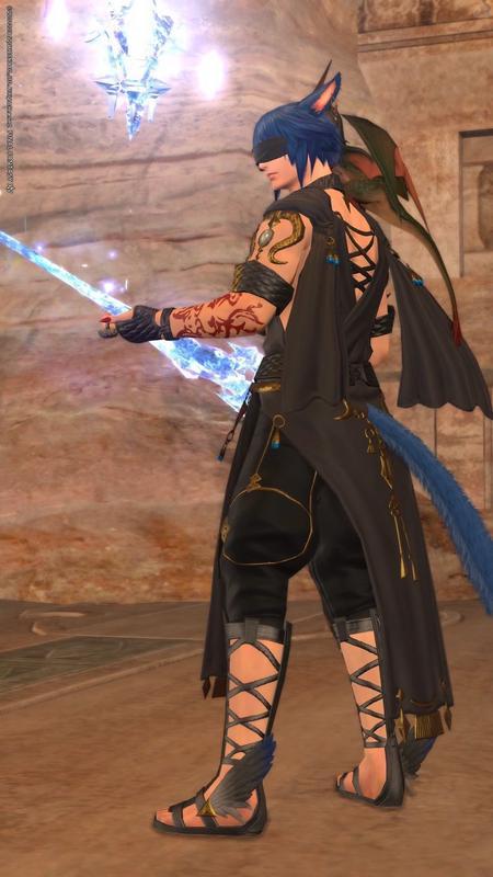 禁呪の魔法剣士