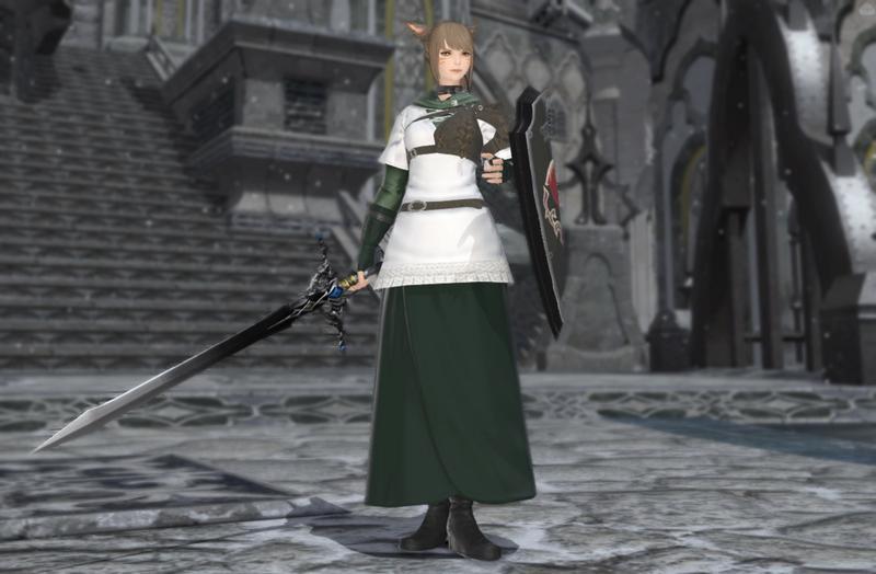 knight of Elf